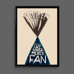 8_Plakat_teatralny_Lady_Windermere's_Fan