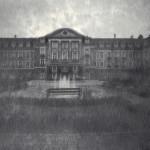 fot. R. Brzozowski, fotografia otworkowa, skan z odbitki pigmentowej