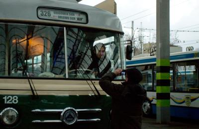 Moda w Zajezdni Trolejbusów w Gdyni