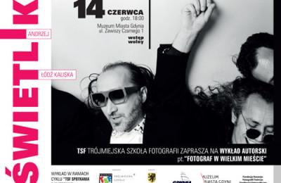 Andrzej Świetlik z Łodzi Kaliskiej w Gdyni