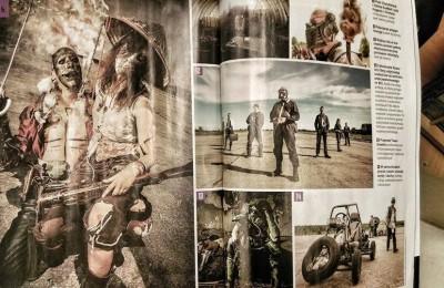 Piotr Bardo w magazynie Focus
