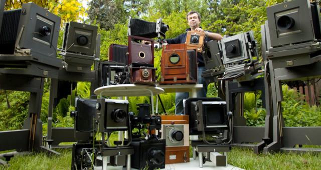 Fotografia wielkoformatowa – warsztat