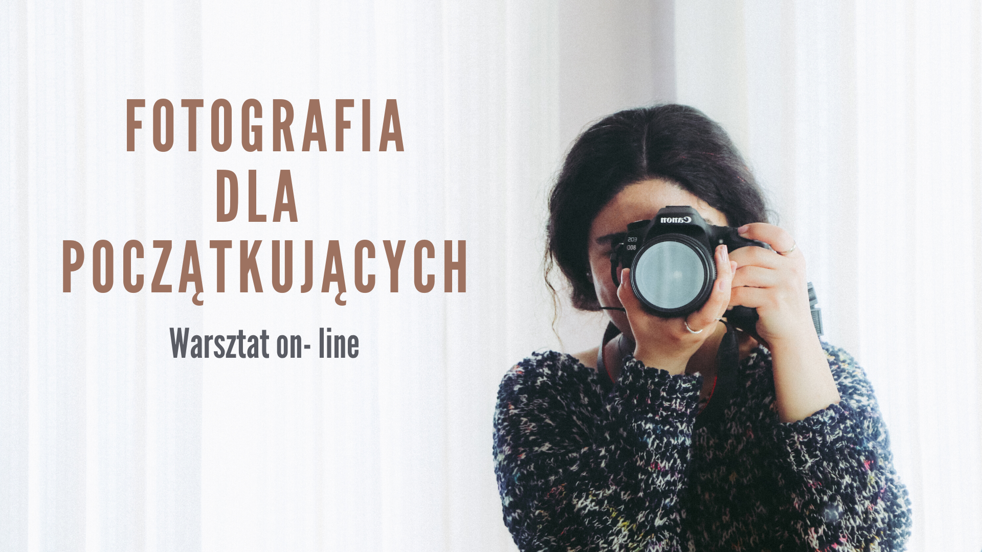 1fotografia dla początkujących